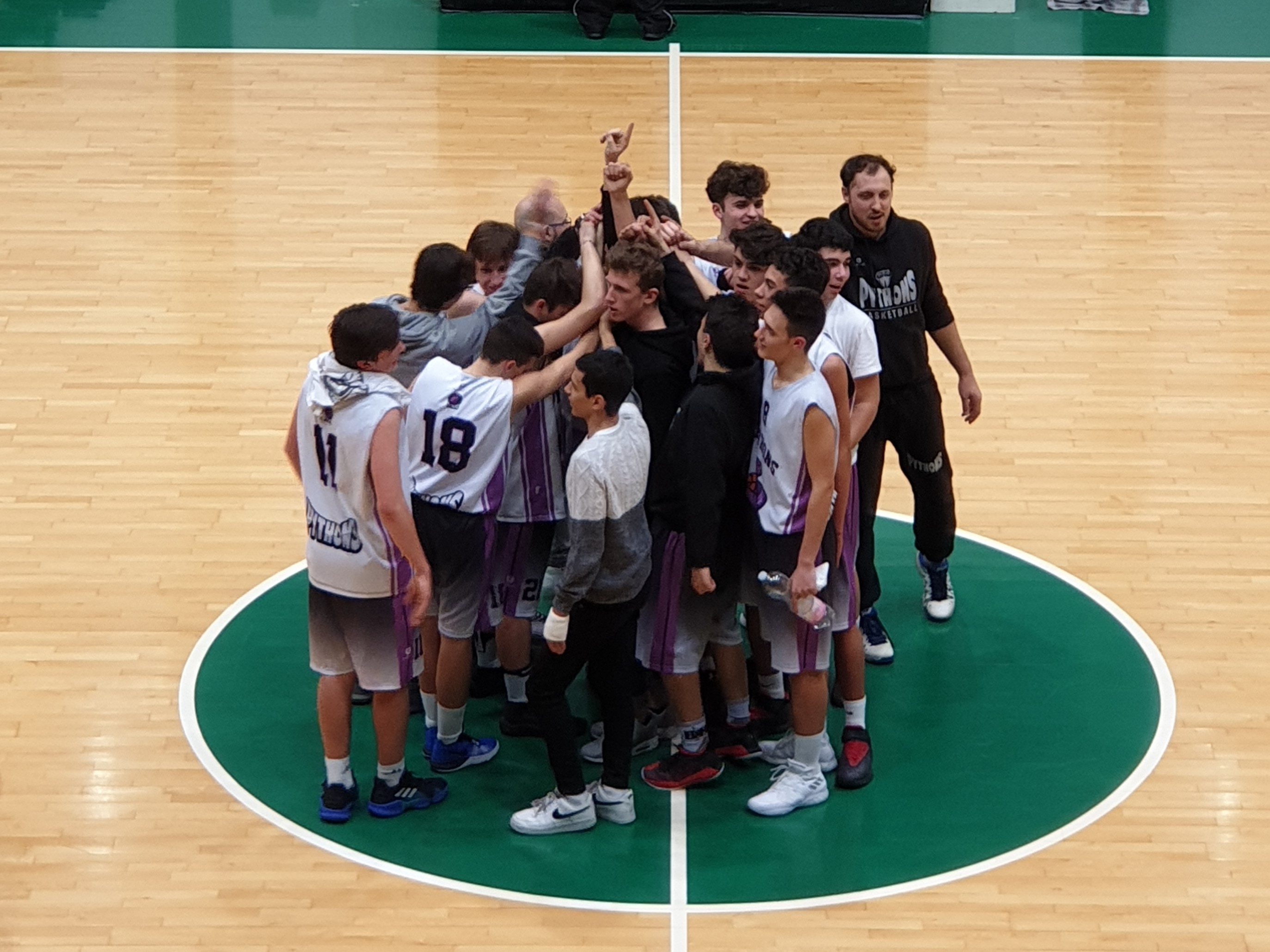 Under 18: in crescita e ... altra vittoria !