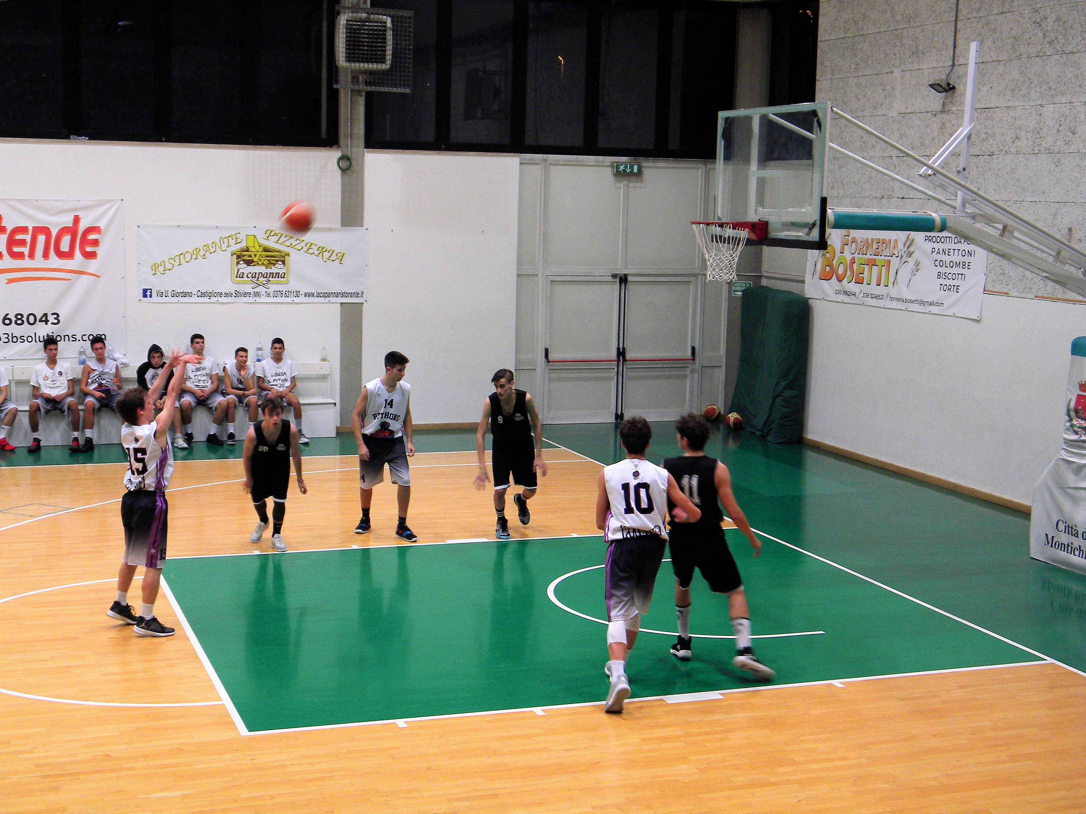 Under 18: serata no, passa la Virtus