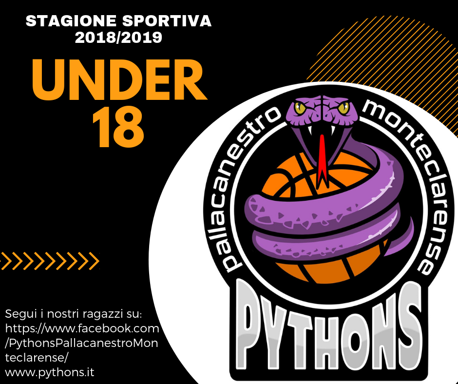 Under 18: passa la Virtus ma Pythons da applausi